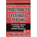 {Books}Michael Harris eBooks Profitability and Systematic trading